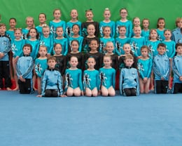 2017/2018 Competitive Gymnasts