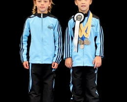 2016/2017 MAG Level 1 and 2 Gymnasts